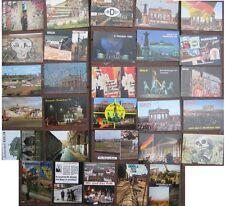 30 x Berliner Mauer Berlin Wall innerdeutsche Grenze Mauerkunst ansichtskarten
