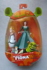 New listing Shrek 2 Fiona Action Figure With Spin Kick Action - New - Hasbro