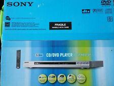 NEW SONY DVP-NS575P CD DVD Player Silver Progressive Scan BRAND NEW SEALED BOX