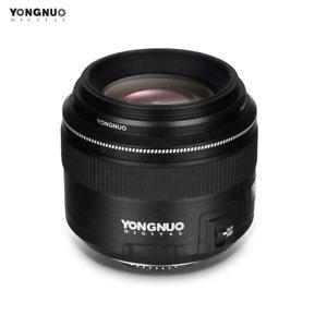 YONGNUO YN 85mm F1.8 N Full Frame Medium Telephoto Lens AF/MF for Nikon F Camera