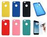 """Cover Custodia Rigida in Silicone Ultra Morbida Per Apple Iphone 6 6G 6S 4.7"""""""