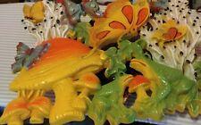 Vtg Homco 1970'S Hippie Decor Plastic Wall Plaque Mushrooms Butteflies Frogs