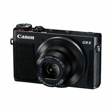 Near Mint! Canon PowerShot G9X Black - 1 year warranty