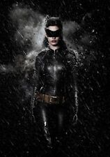 THE DARK KNIGHT RISES Movie PHOTO Print POSTER Batman Catwoman Anne Hathaway 008