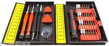 38 in1 Premium Screwdriver Set Repair Tool Kit Fix Iphone/laptop/macbook/wii/psp