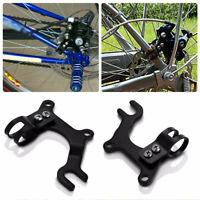 especial Soporte modificado Freno de disco Bicicletas MTB Engranaje de freno V