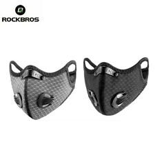 ROCKBROS Cycling Outdoor Anti-dust Hanging Ear Masks Sports Masks with Filter