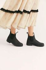 Blundstone 500 Chelsea Boots Black Leather Ankle Size 10 10.5 US 7.5 AUS