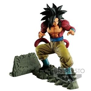 Banpresto Dragon Ball Z Dokkan Battle Anniversary Figure Dokkan Super Saiyan 4 S