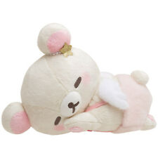 Korilakkuma Sleeping Angel Plush Doll Stuffed Toy Rilakkuma Store Japan