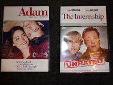 ADAM & THE INTERNSHIP-2 DVDs-ROSE BYRNE, HUGH DANCY, VINCE VAUGHN, OWEN WILSON