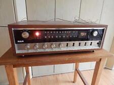 VINTAGE RCA WOOD CABINET RKS-326 AM/FM STEREO RECEIVER WORKS GREAT INTNTL SALE