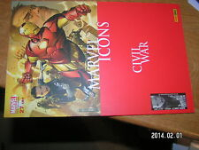 BD Marvel n°27 Marvel Icons Civil War