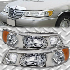 Left Headlights For Lincoln Town Car For Sale Ebay