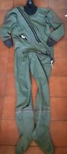 RAF RN Aircrew Drysuit Immersion Protection Garment Suit Dry