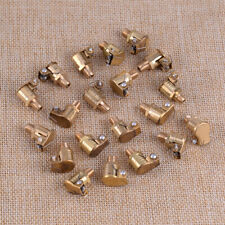 LOT 20 M6 x 1mm Brass Grease Oil Cup Oiler Spring Flip Cap for Hit Miss Engine