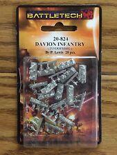 Battletech Davion Infantry 20-824 Click for more Savings!