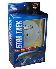 STAR TREK ORIGINAL ENTERPRISE 1701 PRE-DECORATED 1/000 SCALE  by AMT / ROUND2