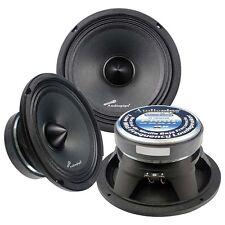 Audiopipe Apmb8btc 20.3cm medio Range altavoz (uno Altavoz)