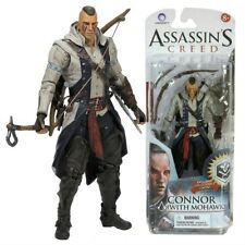 "ASSASSINS CREED/ FIGURA CONNOR WITH MOHAWK 15 CM/ACTION FIGURE 6""  IN BLISTER"