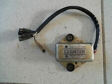 Suzuki RM 125 Cdi 32900-40220 Control ECU Caja Negra Ignition Encendedor