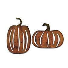 SIZZIX / TIM HOLTZ BIGZ CUTTING DIE - PUMPKIN PATCH 662387 Halloween Harvest