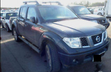 Breaking Nissan Navara front headlight