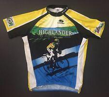 Voler Cycling Shirt XLarge Highlander Cycle Tour NY Finger Lakes Region Top ab267dc6e