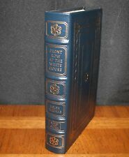 FRONT ROW AT THE WHITE HOUSE By Helen Thomas Signed/Limited 1st Ed. Easton Press