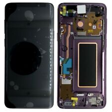 Samsung Display LCD Komplettset GH97-21691B Lila für Galaxy S9 Plus G965F / FD