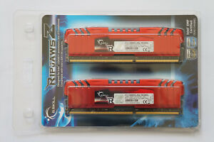 16GB G.SKILL Ripjaws Z DDR3 Memory 1600MHz CL9 PC3-12800 F3-12800CL9Q-16GBZL