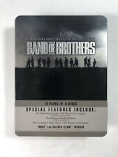 Band of Brothers Dvd Collection Hbo Tv Mini Series / Tom Hanks Steven Speilberg