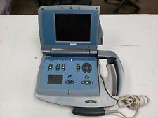 Philips Portable Optigo Ultrasound Doppler M2430a With Philips 21420a Probe