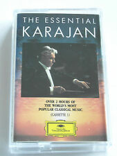 The Essential Karajan Cassette One - Album Cassette Tape, Used Very Good