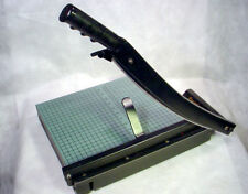 New PREMIER StakCut PAPER CUTTER w/ CLAMP Green Board 30 SHEET Trimmer PRE175