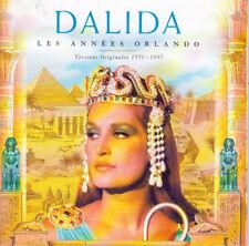CD audio.../...DALIDA.../..L'AMOUR ET MOI....LAISSEZ MOI DANSER.../...2 CD...