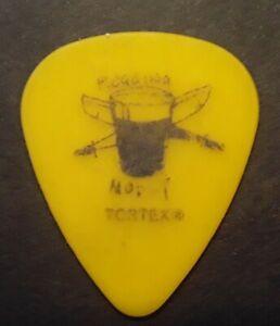 Flogging Molly ☆ Bob Schmidt Signature Stage  Used Guitar Pick -