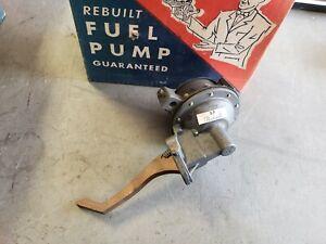 NOS Rebuilt AC Fuel Pump 1959 1965 Buick Nailhead Riviera Electra Wildcat Etc