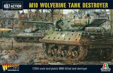 Warlord BOLT ACTION NUOVO CON SCATOLA M10 Tank Destroyer / WOLVERINE (scatola di plastica) wgb-ai-505