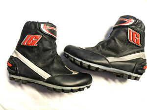 Gaerne Polar Winter Mountain Cycling Boot Womens 40 Black Used Good Condition