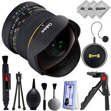 Oshiro 8mm f/3.5 High Definition Aspherical Fisheye Lens for Canon DSLR Cameras