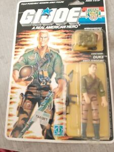 gi joe DUKE TIGER FORCE 1988 Action Figure