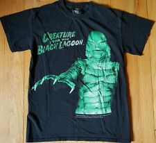 Official CREATURE FROM THE BLACK LAGOON shirt S movie monster Universal Gillman