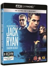 Jack Ryan Shadow Recruit 4K UHD + Blu Ray