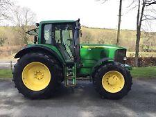 John Deere Modern Tractors