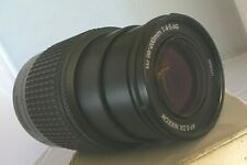 Nikon AF-S DX Nikkor ED 55-200mm 1:4.5-5.6 G Lens - Made in Japan2