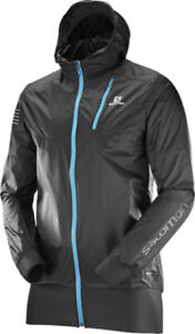 Salomon Fast Wing Hybrid Black(New With Large Tag) Size L. Super Lightweight.