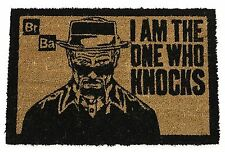 officiel Breaking Bad Paillasson I Am Celui Who Knocks Tapis de porte fantaisie