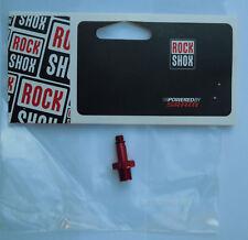 Rock Shox - Adaptador bomba original Rock Shox x monarca / Ario - NUEVO