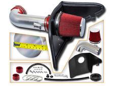 BCP RED 2010-2015 Camaro SS 6.2L V8 Cold Air Intake Kit + Heat Shield
